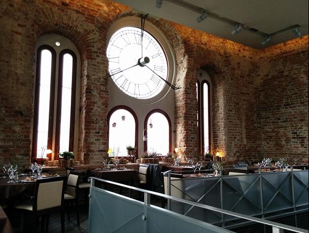 Restaurants in Berlin-Wedding